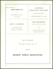 Page 138, 1958 Edition, Bishop Timon High School - Yearbook (Buffalo, NY) online yearbook collection