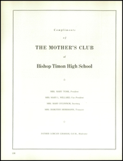 Page 140, 1958 Edition, Bishop Timon High School - Yearbook (Buffalo, NY) online yearbook collection