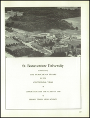 Page 141, 1958 Edition, Bishop Timon High School - Yearbook (Buffalo, NY) online yearbook collection