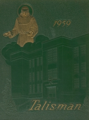 1959 Edition, Bishop Timon High School - Yearbook (Buffalo, NY)