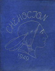 1949 Edition, Hancock Central Hgih School - Chehocton Yearbook (Hancock, NY)