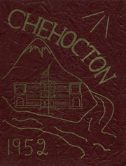1952 Edition, Hancock Central Hgih School - Chehocton Yearbook (Hancock, NY)
