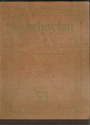 1953 Edition, Hancock Central Hgih School - Chehocton Yearbook (Hancock, NY)