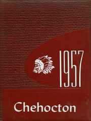 1957 Edition, Hancock Central Hgih School - Chehocton Yearbook (Hancock, NY)