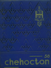 1958 Edition, Hancock Central Hgih School - Chehocton Yearbook (Hancock, NY)