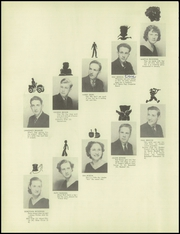 Page 24, 1937 Edition, Draper High School - Draperian Yearbook (Schenectady, NY) online yearbook collection