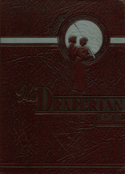 1943 Edition, Draper High School - Draperian Yearbook (Schenectady, NY)