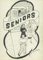 Page 15, 1947 Edition, Draper High School - Draperian Yearbook (Schenectady, NY) online yearbook collection