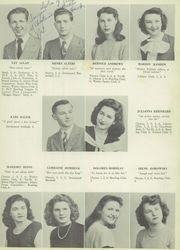 Page 17, 1947 Edition, Draper High School - Draperian Yearbook (Schenectady, NY) online yearbook collection