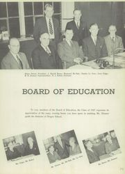 Page 9, 1947 Edition, Draper High School - Draperian Yearbook (Schenectady, NY) online yearbook collection