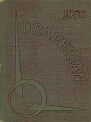 1950 Edition, Draper High School - Draperian Yearbook (Schenectady, NY)