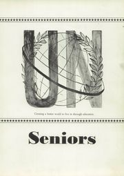 Page 13, 1950 Edition, Draper High School - Draperian Yearbook (Schenectady, NY) online yearbook collection