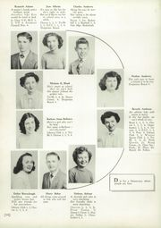 Page 16, 1950 Edition, Draper High School - Draperian Yearbook (Schenectady, NY) online yearbook collection