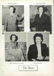 Page 8, 1950 Edition, Draper High School - Draperian Yearbook (Schenectady, NY) online yearbook collection