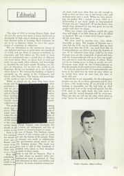Page 9, 1950 Edition, Draper High School - Draperian Yearbook (Schenectady, NY) online yearbook collection