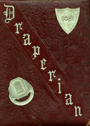 Page 1, 1961 Edition, Draper High School - Draperian Yearbook (Schenectady, NY) online yearbook collection