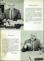 Page 10, 1961 Edition, Draper High School - Draperian Yearbook (Schenectady, NY) online yearbook collection