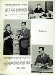 Page 12, 1961 Edition, Draper High School - Draperian Yearbook (Schenectady, NY) online yearbook collection