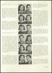 Page 15, 1943 Edition, Manual Training High School - Prospect Yearbook (Brooklyn, NY) online yearbook collection