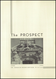 Page 3, 1943 Edition, Manual Training High School - Prospect Yearbook (Brooklyn, NY) online yearbook collection