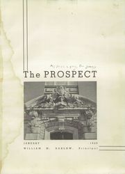 Page 3, 1948 Edition, Manual Training High School - Prospect Yearbook (Brooklyn, NY) online yearbook collection