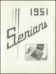 Page 13, 1951 Edition, Oriskany High School - Oriska Yearbook (Oriskany, NY) online yearbook collection