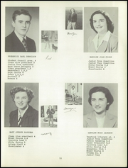 Page 15, 1951 Edition, Oriskany High School - Oriska Yearbook (Oriskany, NY) online yearbook collection