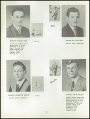 Page 16, 1951 Edition, Oriskany High School - Oriska Yearbook (Oriskany, NY) online yearbook collection