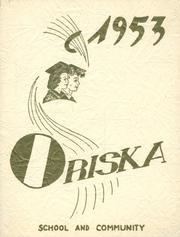 Oriskany High School - Oriska Yearbook (Oriskany, NY) online yearbook collection, 1953 Edition, Page 1