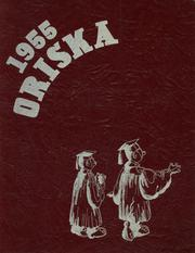 Oriskany High School - Oriska Yearbook (Oriskany, NY) online yearbook collection, 1955 Edition, Page 1