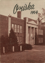 Oriskany High School - Oriska Yearbook (Oriskany, NY) online yearbook collection, 1959 Edition, Page 1