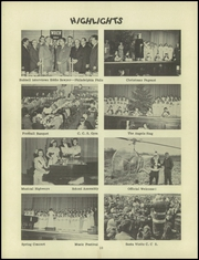 Page 14, 1949 Edition, Cuba Central School - Gargoyle Yearbook (Cuba, NY) online yearbook collection