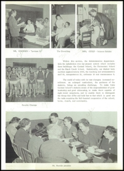 Page 12, 1958 Edition, Cuba Central School - Gargoyle Yearbook (Cuba, NY) online yearbook collection