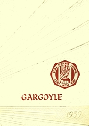 Page 1, 1959 Edition, Cuba Central School - Gargoyle Yearbook (Cuba, NY) online yearbook collection