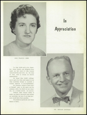 Page 9, 1959 Edition, Cuba Central School - Gargoyle Yearbook (Cuba, NY) online yearbook collection