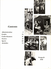 Page 7, 1970 Edition, Cuba Central School - Gargoyle Yearbook (Cuba, NY) online yearbook collection