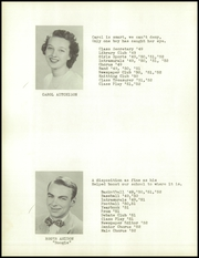 Page 14, 1952 Edition, Onondaga Central School - Onondagan Yearbook (Nedrow, NY) online yearbook collection