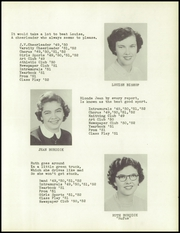 Page 15, 1952 Edition, Onondaga Central School - Onondagan Yearbook (Nedrow, NY) online yearbook collection