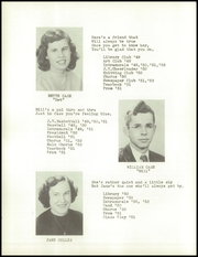 Page 16, 1952 Edition, Onondaga Central School - Onondagan Yearbook (Nedrow, NY) online yearbook collection