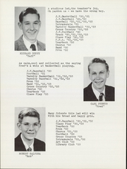 Page 14, 1953 Edition, Onondaga Central School - Onondagan Yearbook (Nedrow, NY) online yearbook collection