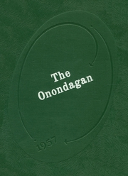 Onondaga Central School - Onondagan Yearbook (Nedrow, NY) online yearbook collection, 1957 Edition, Page 1