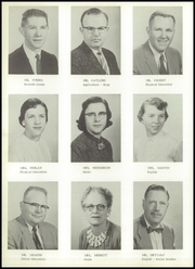 Page 10, 1958 Edition, Onondaga Central School - Onondagan Yearbook (Nedrow, NY) online yearbook collection