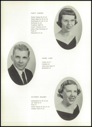 Page 14, 1958 Edition, Onondaga Central School - Onondagan Yearbook (Nedrow, NY) online yearbook collection