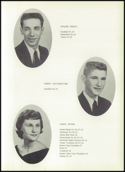 Page 15, 1958 Edition, Onondaga Central School - Onondagan Yearbook (Nedrow, NY) online yearbook collection