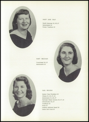 Page 17, 1958 Edition, Onondaga Central School - Onondagan Yearbook (Nedrow, NY) online yearbook collection