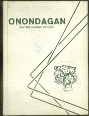 Page 1, 1966 Edition, Onondaga Central School - Onondagan Yearbook (Nedrow, NY) online yearbook collection