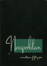 1956 Edition, Naples Central High School - Neapolitan Yearbook (Naples, NY)