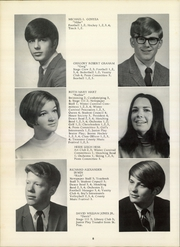 Page 10, 1969 Edition, Lake Placid High School - Olympian Yearbook (Lake Placid, NY) online yearbook collection
