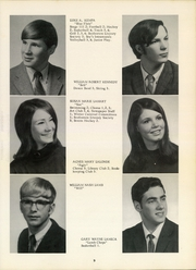 Page 11, 1969 Edition, Lake Placid High School - Olympian Yearbook (Lake Placid, NY) online yearbook collection