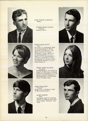 Page 12, 1969 Edition, Lake Placid High School - Olympian Yearbook (Lake Placid, NY) online yearbook collection